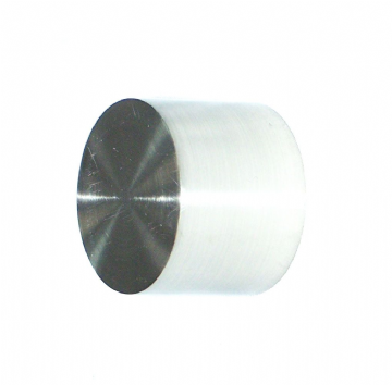 16/19mm Stainless Steel End Cap Curtain Pole Finials